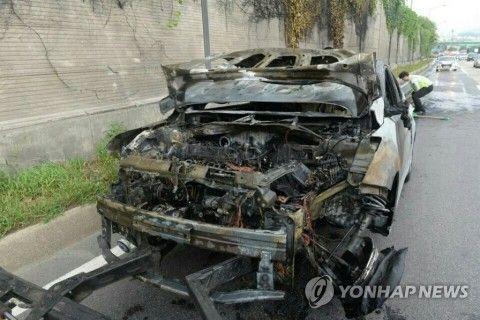 バ韓国製の車に乗るのはただの自殺行為