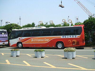 火災事故が多発しているバ韓国のバス