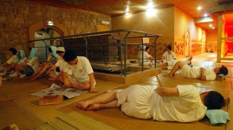 レイプの温床になっているバ韓国のチムジルバン