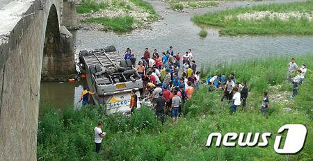 屑チョン10匹死亡の中国バス転落事故