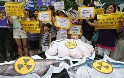 日本の水産物だけでなく全ての製品を輸入禁止にすべし