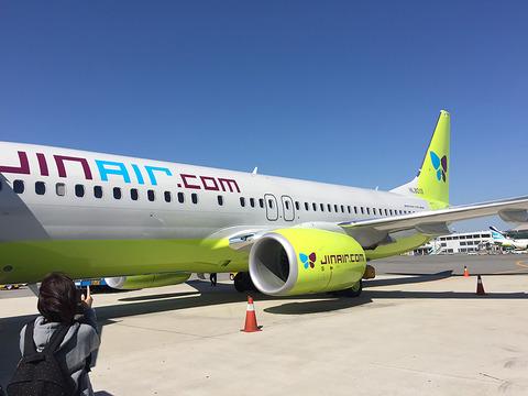 バ韓国の格安航空会社ジンエアー