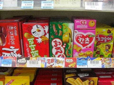 バ韓国のコンビニはパクリ商品だらけ