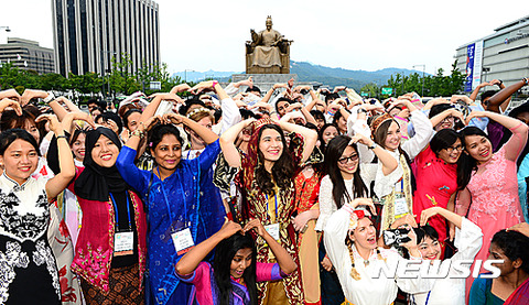 バ韓国に留学するのはゴミ屑ばかり