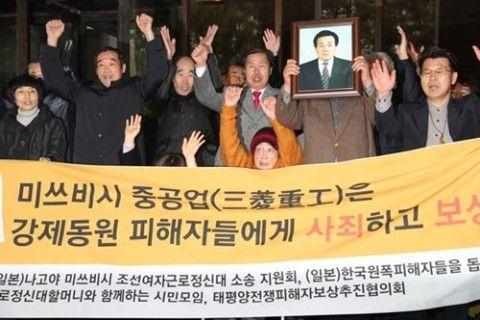 徴用工訴訟で特許権を差し押さえるバ韓国の自称被害者