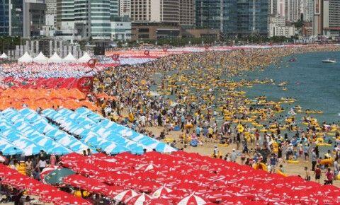 ゴールデンウィーク後、バ韓国の死者数が急増