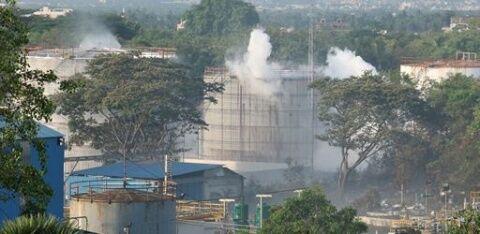 インド人を大勢殺したバ韓国・LG化学工場