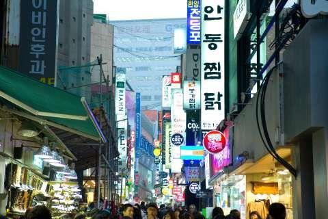 バ韓国に観光価値は皆無です