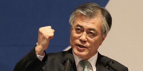 バ韓国の文大統領のキチガイぶりが最高
