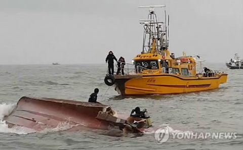 醜態を晒し続けるバ韓国の海洋警察