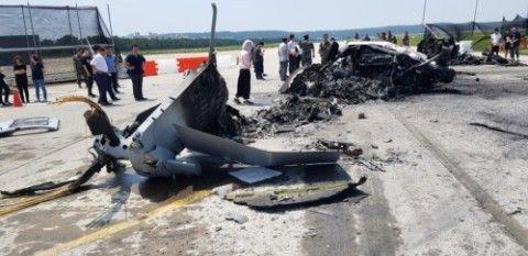バ韓国産ヘリ墜落で屑チョン5匹死亡
