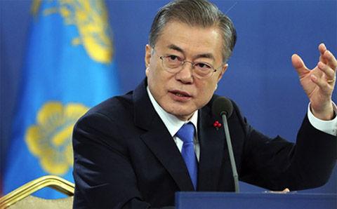 任期終了後、逮捕確実になったバ韓国・文大統領