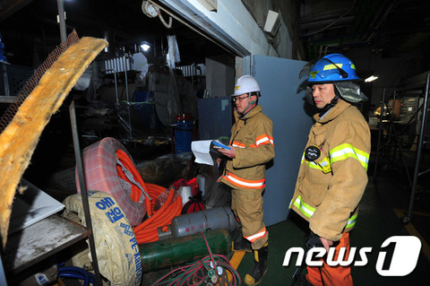 バ韓国のホテルでガス漏れ発生、1匹が死亡!!!
