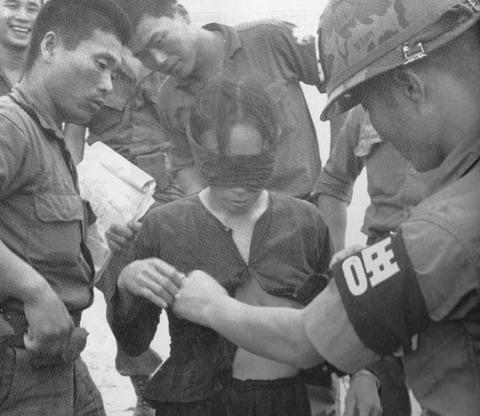 民間人をレイプしまくったバ韓国軍