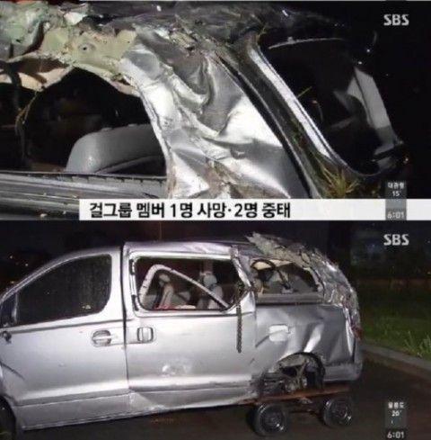 紙装甲のバ韓国車www