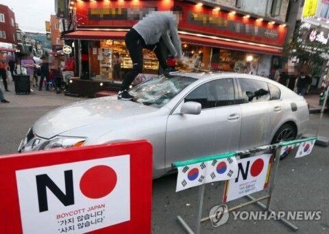 バ韓国塵には紙装甲のバ韓国車が相応しい
