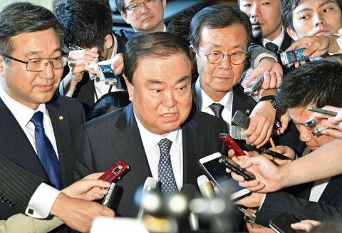 天皇に謝罪を要求していたバ韓国のキチガイ