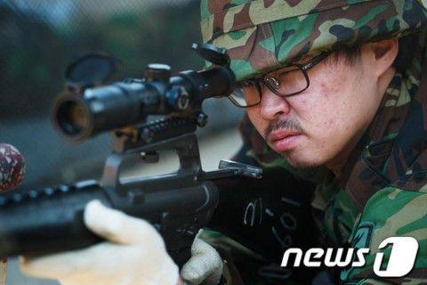 有事の際に役立たずのバ韓国軍予備兵ども