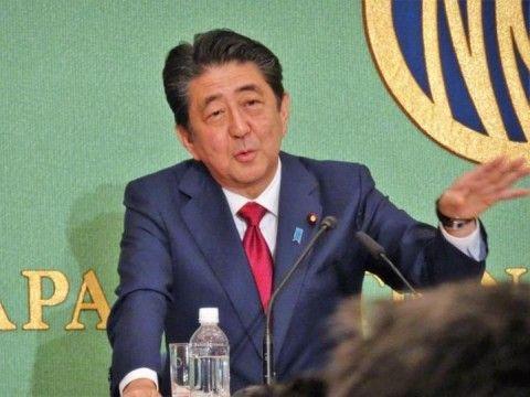 バ韓国をガン無視した安倍首相