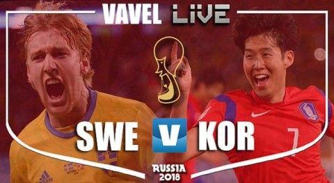 ロシアW杯、スウェーデンに負けてバ韓国塵どもが発狂