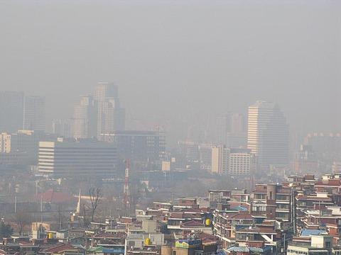 大気汚染で屑チョンがもっと死にまくるでしょう