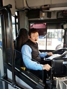 バ韓国のバス運転手は挨拶すらもできない