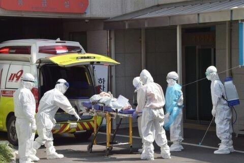 バ韓国・釜山の病院でゲイコロナ集団感染