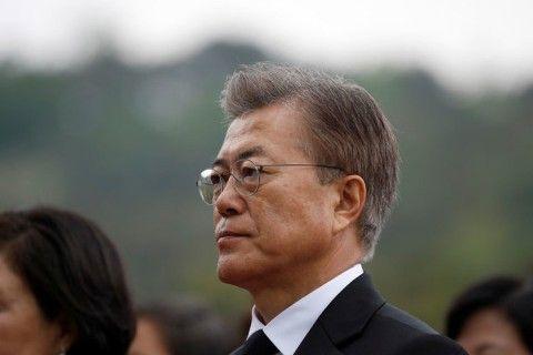 賃金を上げれば全て解決すると思っているバ韓国の文大統領