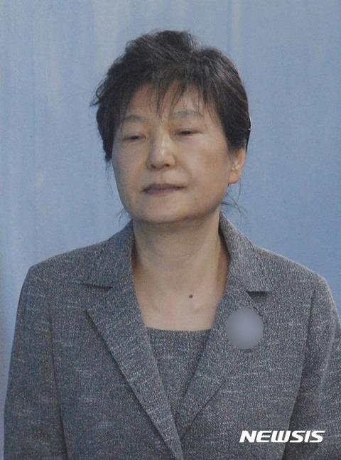 これがバ韓国大統領の行く末