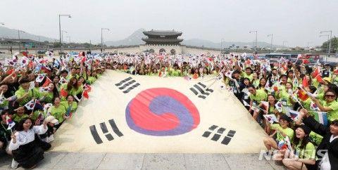 バ韓国塵の絶滅は我々人類の悲願