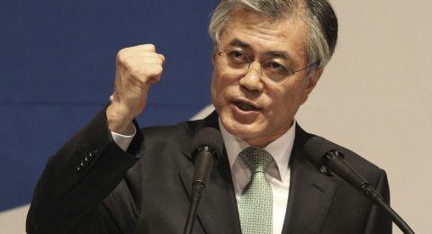 朝鮮有事でも役立たずのバ韓国・文在寅(ムン・ジェイン)大統領