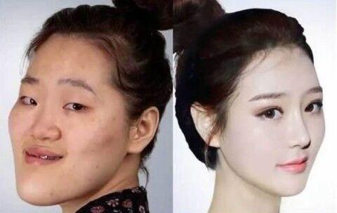 バ韓国塵の醜さは宇宙一