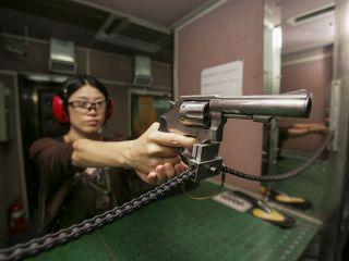 バ韓国・ソウルの実弾射撃場で屑チョンが自殺
