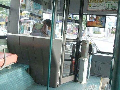 バ韓国では運転手への暴行が日常的