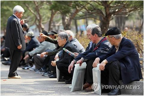 老いてなおレイプ相手を物色する屑韓国塵