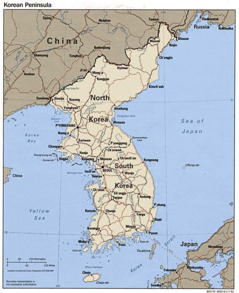 朝鮮半島内で屑チョン同士が殺し合うのは大歓迎