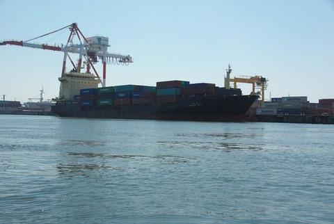 韓国籍のコンテナ貨物船「SINOKOR TOKYO」、名前からして詐欺です