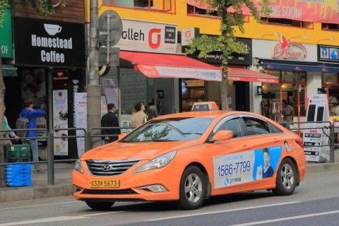 バ韓国・ソウルがタクシーの乗車拒否を厳罰化