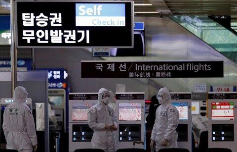 バ韓国の仁川空港が「ウオーキングスルー式」検査場を導入