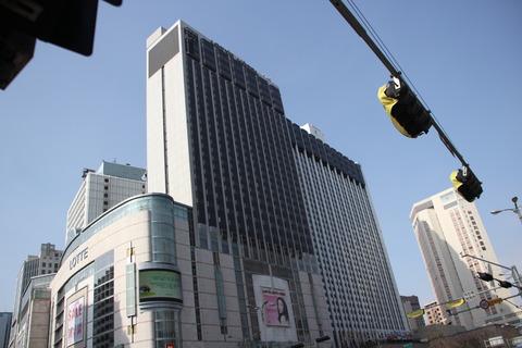 ソウルのロッテホテルで食中毒が発生!