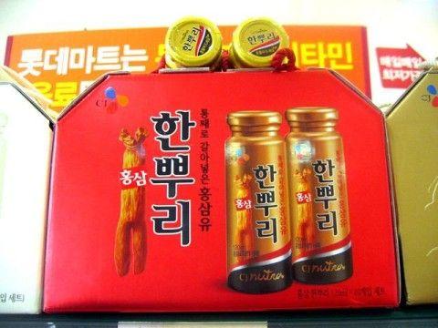 バ韓国で健康食品のコピー商品が横行
