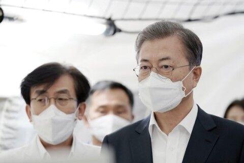 国民を見殺しにするバ韓国・文大統領