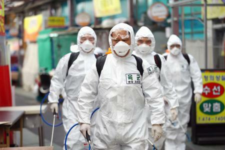 大邱コロナでバ韓国塵が死に絶える……それが人類の願いです
