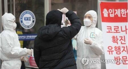 バ韓国・大邱コロナで男子高校生が死亡