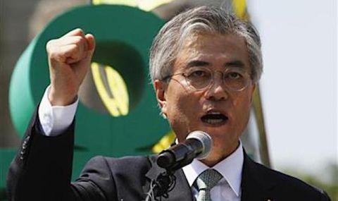 基地外に拍車がかかるバ韓国の文在寅(ムン・ジェイン)大統領