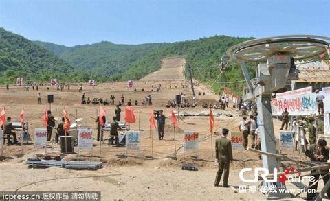北朝鮮で一部競技開催を検討中のバ韓国