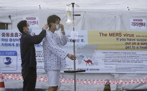 MERS騒動がいまだ継続中のバ韓国