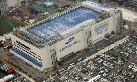バ韓国・サムスnの営業利益が激減!