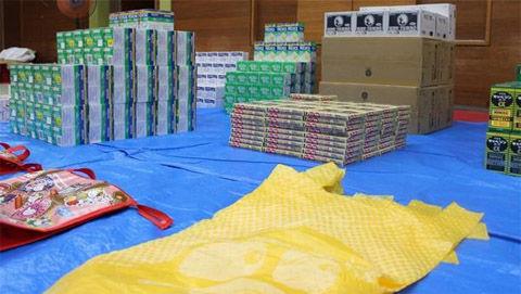 150万円分の医薬品を窃盗していたバ韓国塵カップル