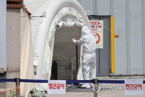 今度は訪問販売業者で新型コロナ集団感染のバ韓国